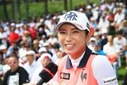 2016年 meijiカップ 最終日 イ・ボミ