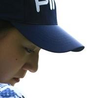 前半スコアボードに名前が出たものの後半まさかの失速 2016年 NEC軽井沢72ゴルフトーナメント 初日 佐藤耀穂