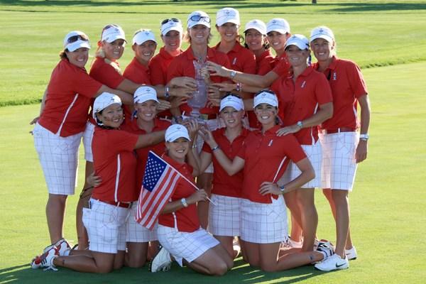 米国チームが突き放し、3連覇を飾る!