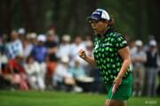 2016年 NEC軽井沢72ゴルフトーナメント 最終日 吉田弓美子