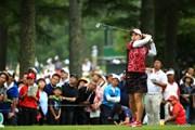 2016年 NEC軽井沢72ゴルフトーナメント 最終日 笠りつ子