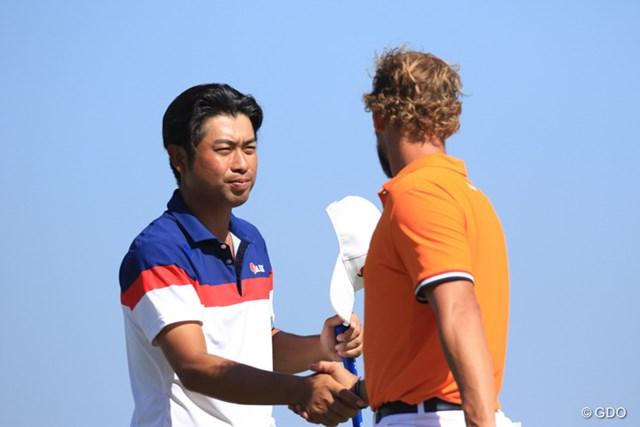 21位で4日間を終えた池田勇太は、ただひたすら悔しさをにじませた