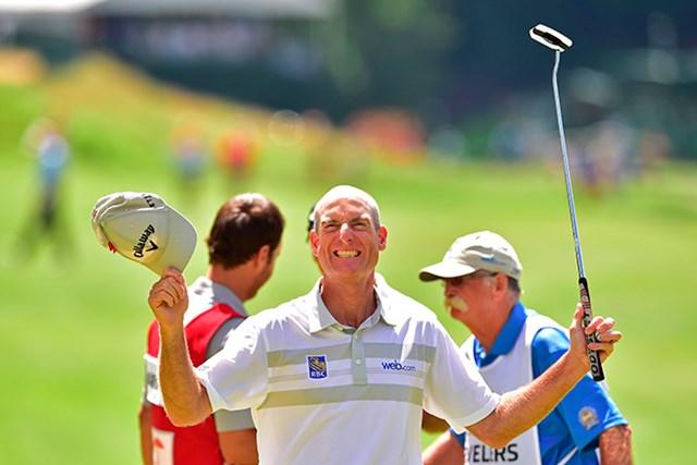 PGAツアー史上最少スコア「58」を記録したフューリック