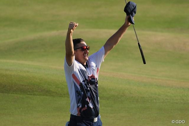 112年ぶりに復活した五輪ゴルフで金メダルを獲得したジャスティン・ローズ