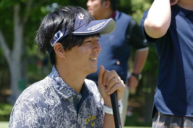 石川遼 「RIZAP KBCオーガスタゴルフトーナメント」に出場予定の石川遼 ※2016年5月撮影