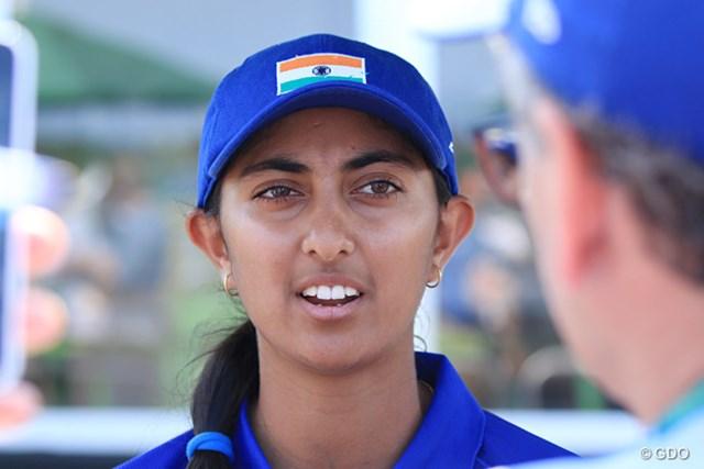 フィールド最年少の18歳。インドから来たアディティ・アショクが台風の目となるか?