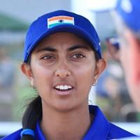 フィールド最年少の18歳。インドから来たアディティ・アショクが台風の目となるか? 2016年 リオデジャネイロ五輪 初日 アディティ・アショク