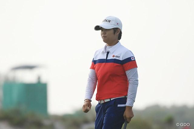 2016年 リオデジャネイロ五輪 最終日 野村敏京 野村敏京は最終日に快心のプレー。メダルの可能性を残してホールアウトした