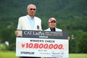 2016年 CAT Ladies 最終日 賞金