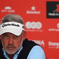 ライダーカップ欧州代表の主将D.クラークはキャプテンズピック3人を誰にするか?(Andrew Redington/Getty Images) 2016年 メイド・イン・デンマーク 事前 ダレン・クラーク