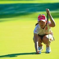 前半良かったんだけど、、、、 2016年 ニトリレディスゴルフトーナメント 初日 吉野茜