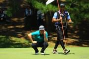 2016年 RIZAP KBCオーガスタゴルフトーナメント 2日目 M・グリフィン