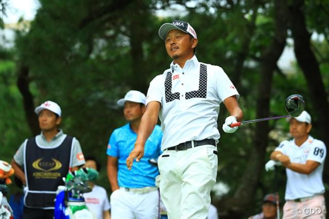 2日目に「78」を叩き29位から86位に急落。今季国内初戦は予選落ちに終わった岩田寛