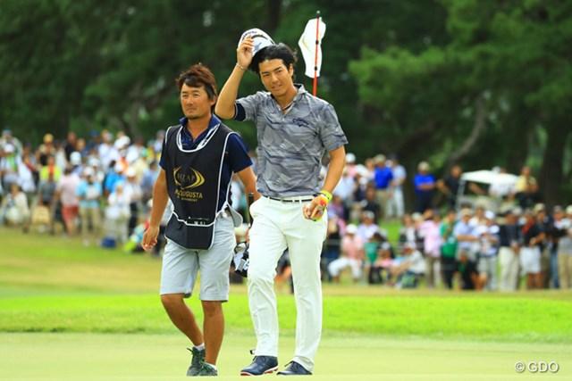 2016年 RIZAP KBCオーガスタゴルフトーナメント 3日目 石川遼 松山英樹のオファーを快諾。2大会連続のワールドカップが決まった石川遼