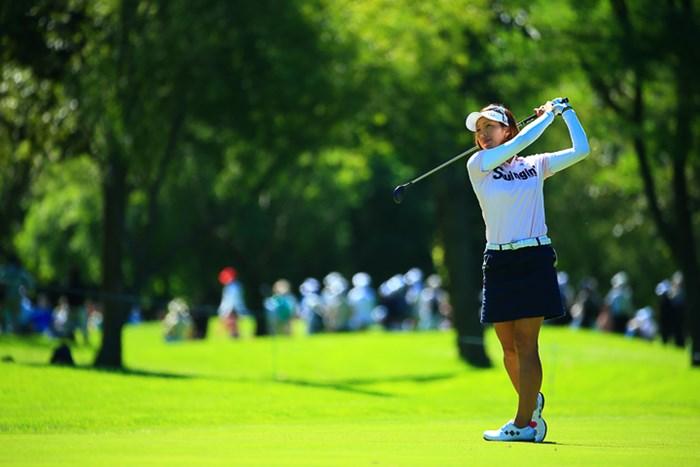 ママさんゴルファーだって負けてません! 2016年 ニトリレディスゴルフトーナメント 3日目 佐藤靖子
