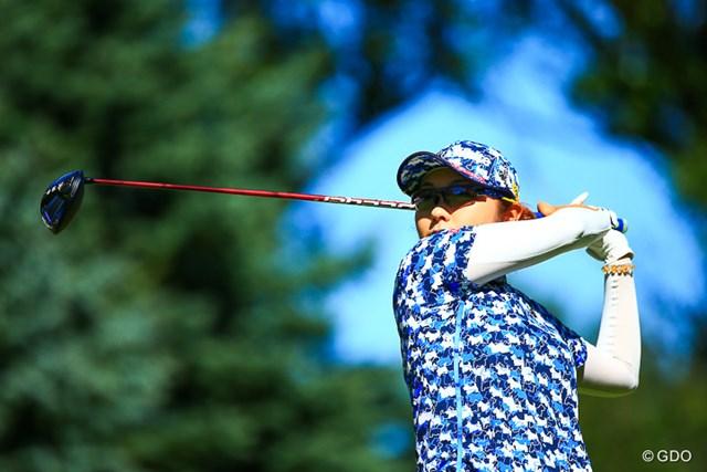 藤田さいきは「日本女子オープン選手権」に予選会に狙いを定めている