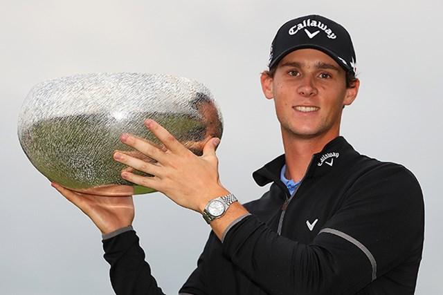 今季初勝利を挙げたトーマス・ピータース(Andrew Redington/Getty Images)