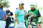 2016年 ゴルフ5レディス プロゴルフトーナメント 初日 武尾咲希