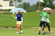2016年 ゴルフ5レディス プロゴルフトーナメント 初日 内山久美