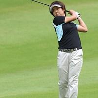 この日「66」で一気に3位タイへ浮上した大場美智恵 2009年 ヨネックスレディスゴルフトーナメント 2日目 大場美智恵