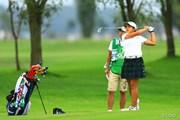 2016年 ゴルフ5レディス プロゴルフトーナメント 2日目 長野未祈
