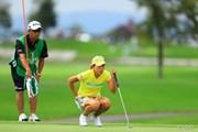 2016年 ゴルフ5レディス プロゴルフトーナメント 2日目 山田成美