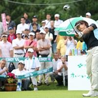 朝7時半トップスタート 2009年 ヨネックスレディスゴルフトーナメント 2日目 大場美智恵