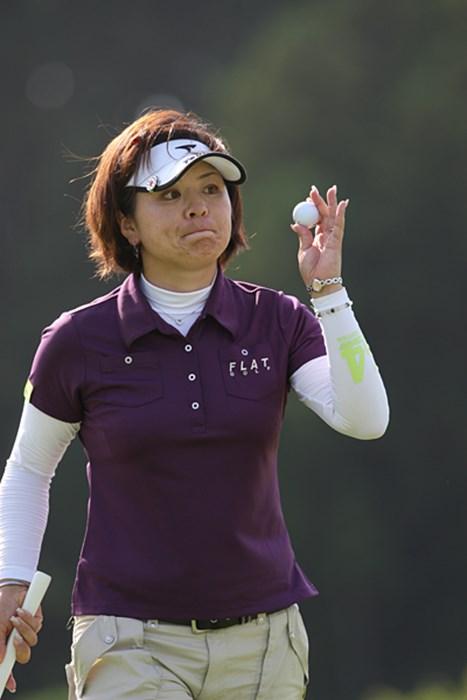 6アンダー3位タイと健闘 2009年 ヨネックスレディスゴルフトーナメント 2日目 廣瀬友美