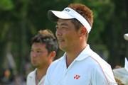 2009年 VanaH杯KBCオーガスタゴルフトーナメント3日目 菊池純