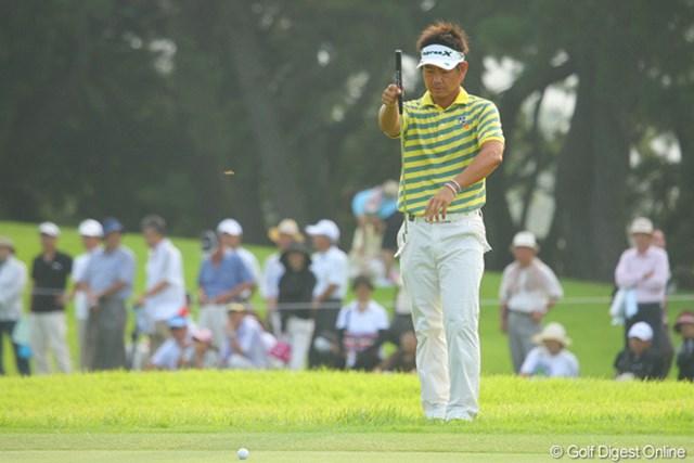 ワールドカップ出場を決めた藤田寛之が最終組で石川遼と直接対決