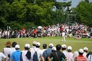 2009年 VanaH杯KBCオーガスタゴルフトーナメント3日目 ギャラリー
