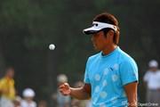 2009年 VanaH杯KBCオーガスタゴルフトーナメント3日目 谷原秀人
