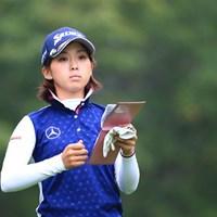 いつにも増して戦闘モード 2016年 日本女子プロゴルフ選手権大会コニカミノルタ杯 初日 森美穂