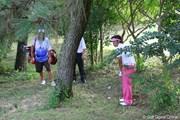 2009年 VanaH杯KBCオーガスタゴルフトーナメント3日目 上井邦浩