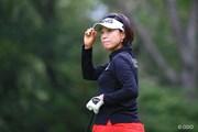2016年 日本女子プロゴルフ選手権大会コニカミノルタ杯 初日 大山志保