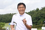 2016年 コマツオープン2016 2日目 羽川豊