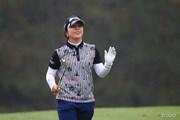2016年 日本女子プロゴルフ選手権大会コニカミノルタ杯 2日目 下川めぐみ