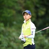 イーブンに戻してしまったけどよく耐えたよ 2016年 日本女子プロゴルフ選手権大会コニカミノルタ杯 2日目 森美穂