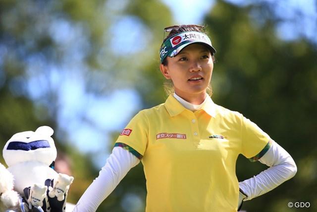 連覇がかかるテレサ・ルーが首位タイに浮上!抜群の安定感を披露している