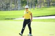 2016年 日本女子プロゴルフ選手権大会コニカミノルタ杯 3日目 申ジエ