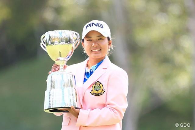 2016年 日本女子プロゴルフ選手権大会コニカミノルタ杯 最終日 鈴木愛 鈴木愛が2年ぶり2度目のメジャー制覇!海外勢の連勝を止めた