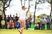 2016年 日本女子プロゴルフ選手権大会コニカミノルタ杯 最終日 テレサ・ルー