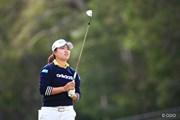 2016年 日本女子プロゴルフ選手権大会コニカミノルタ杯 最終日 永峰咲希