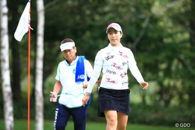 2016年 日本女子プロゴルフ選手権大会コニカミノルタ杯 最終日 笠りつ子 スコアを伸ばせず5オーバー10位タイでフィニッシュ