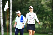 2016年 日本女子プロゴルフ選手権大会コニカミノルタ杯 最終日 笠りつ子