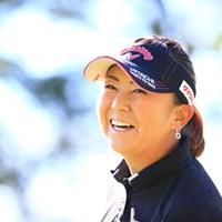 広島カープが25年ぶりにリーグ優勝を決めカープファンのミキティも大喜び 2016年 日本女子プロゴルフ選手権大会コニカミノルタ杯 最終日 佐伯三貴