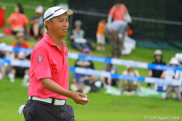 出入りの激しいゴルフながら15アンダー5位タイとなった谷口徹