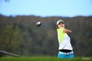 2016年 日本女子プロゴルフ選手権大会コニカミノルタ杯 最終日 森田遥