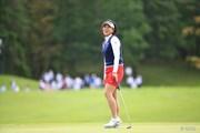 2016年 日本女子プロゴルフ選手権大会コニカミノルタ杯 最終日 大山志保