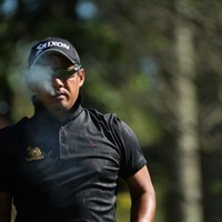 ニラトと煙と。 2016年 ANAオープンゴルフトーナメント 初日 Cニラト